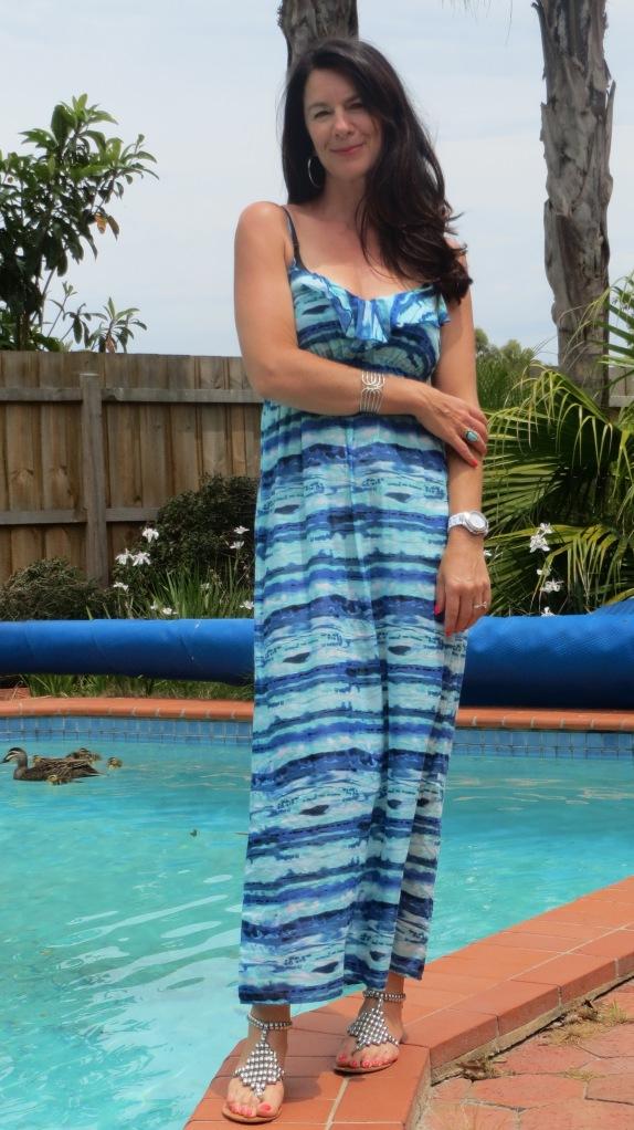 Maxi Target dress 2