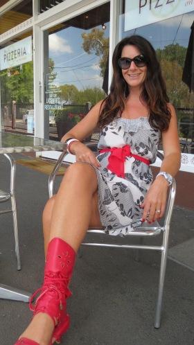 Jeanswest b&w dress 2