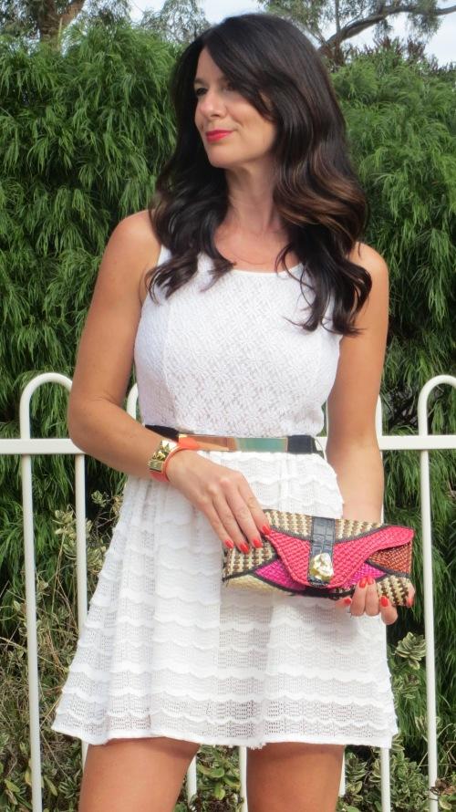 White lace dress 3