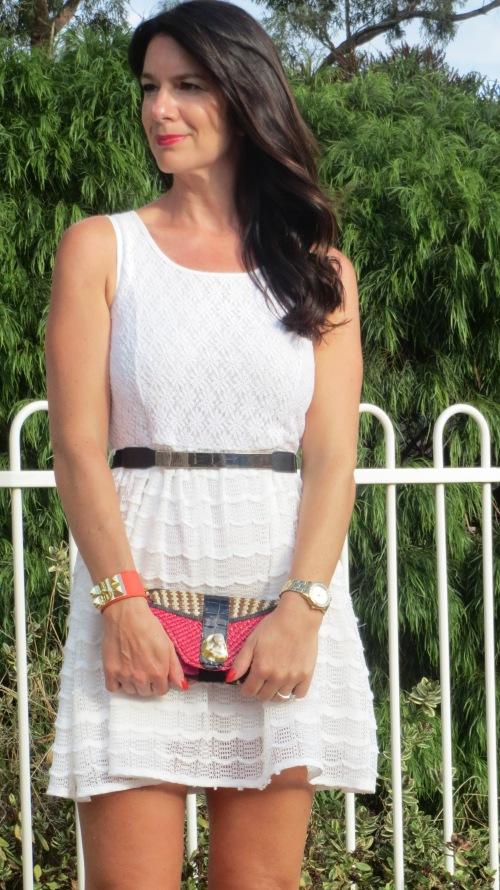 White lace dress 6