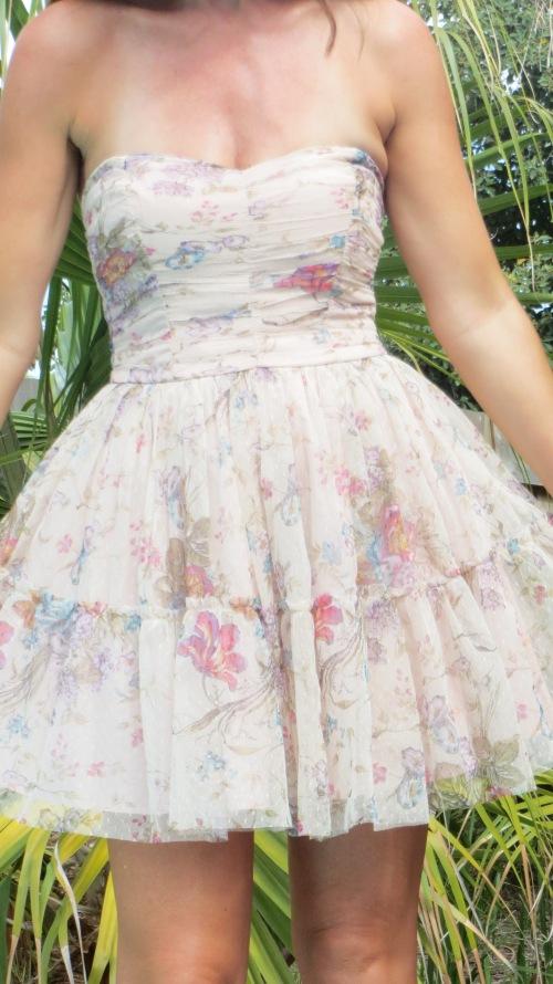 Zara organza dress 6