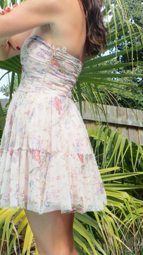 Zara organza dress 7