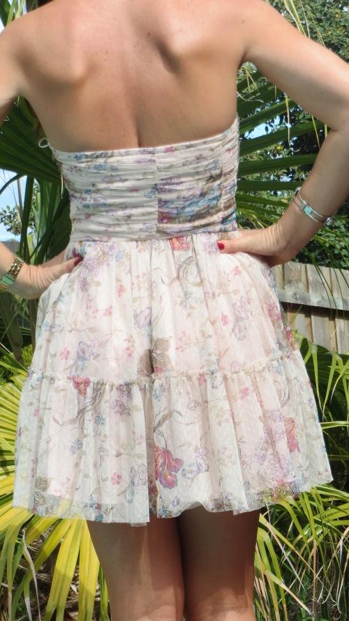 Zara organza dress 8