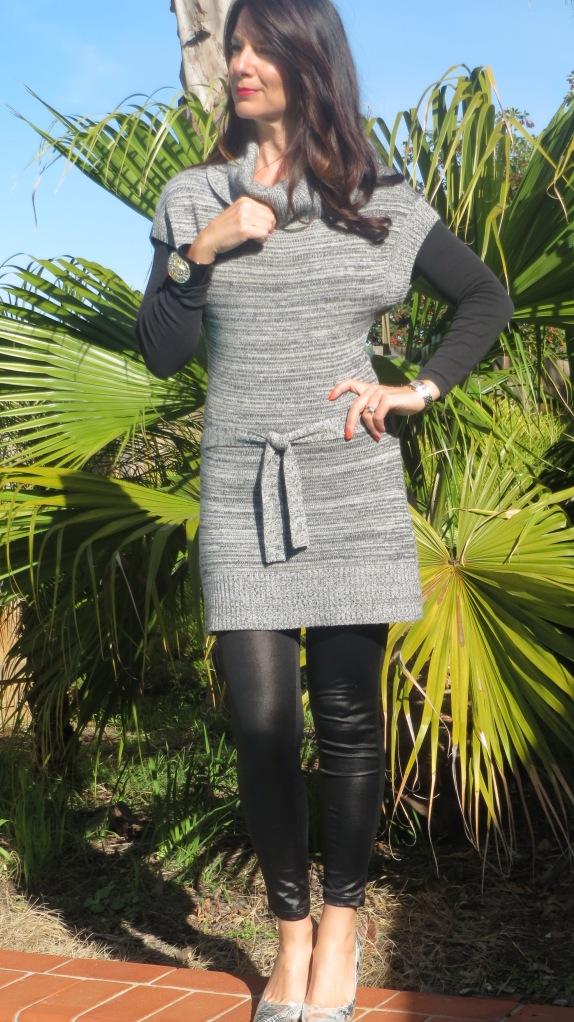 Grey Forever New dress 4
