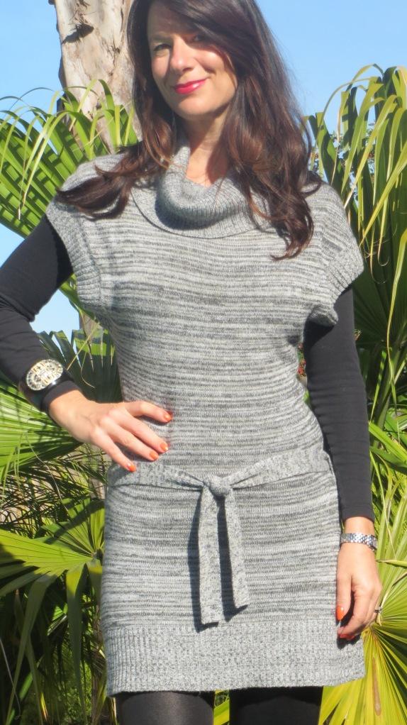 Grey Forever New dress 5