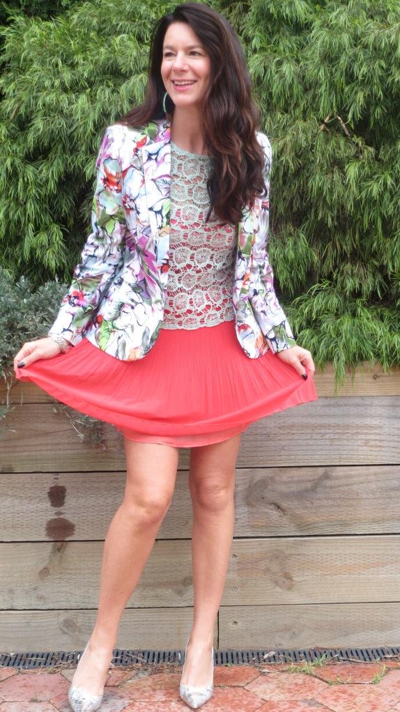 Watermelon skirt, graphic jkt 1