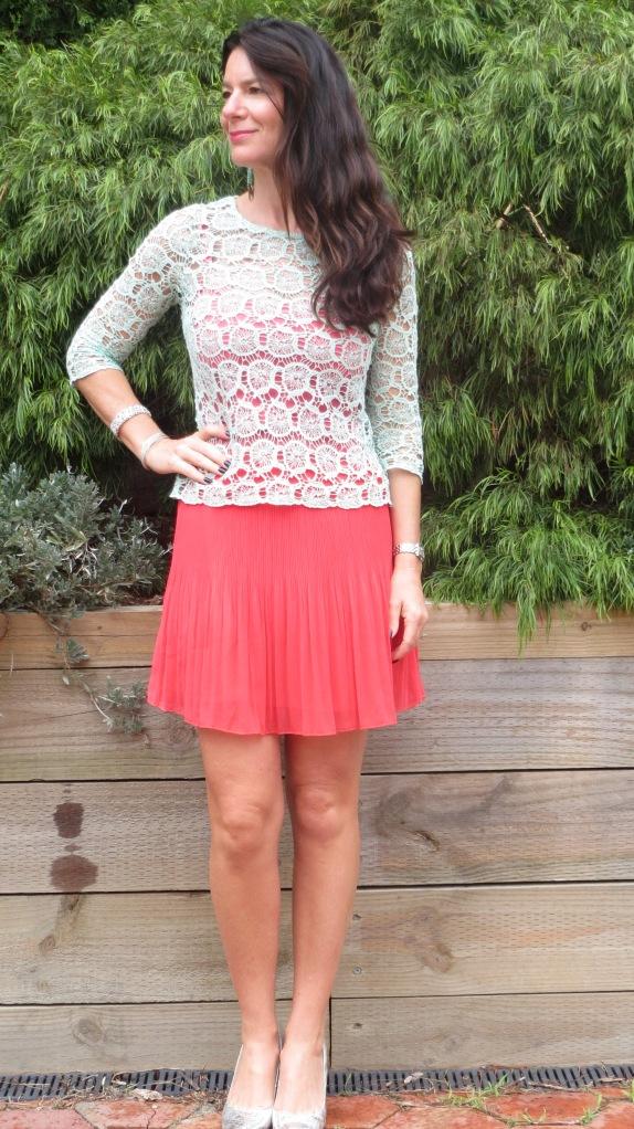 Watermelon skirt, graphic jkt 5