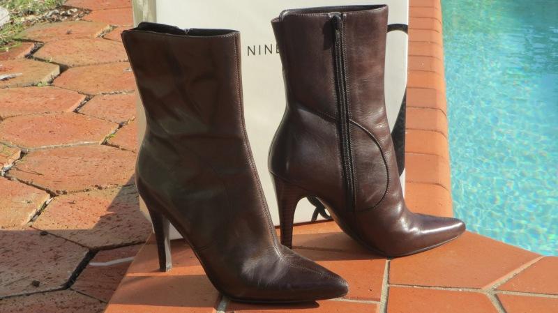 Nine West boots 1