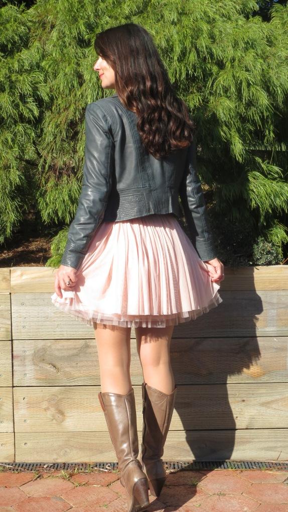 Pink Sass skirt 3