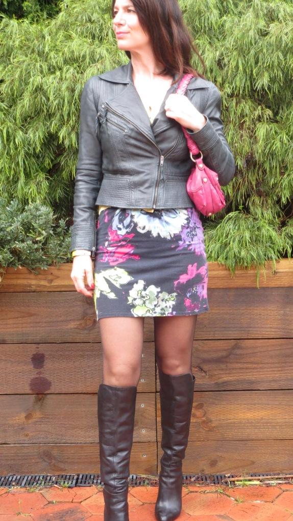 Mink Pink skirt 1
