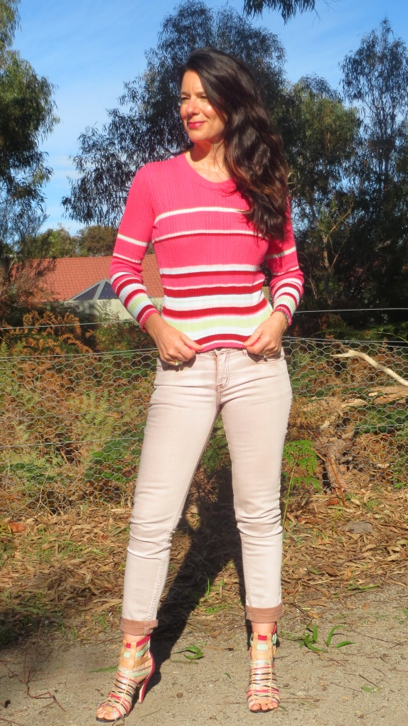 Kookai pink knit 3