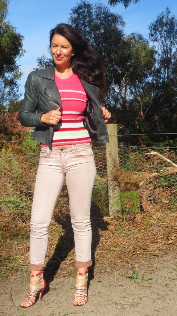 Kookai pink knit 4