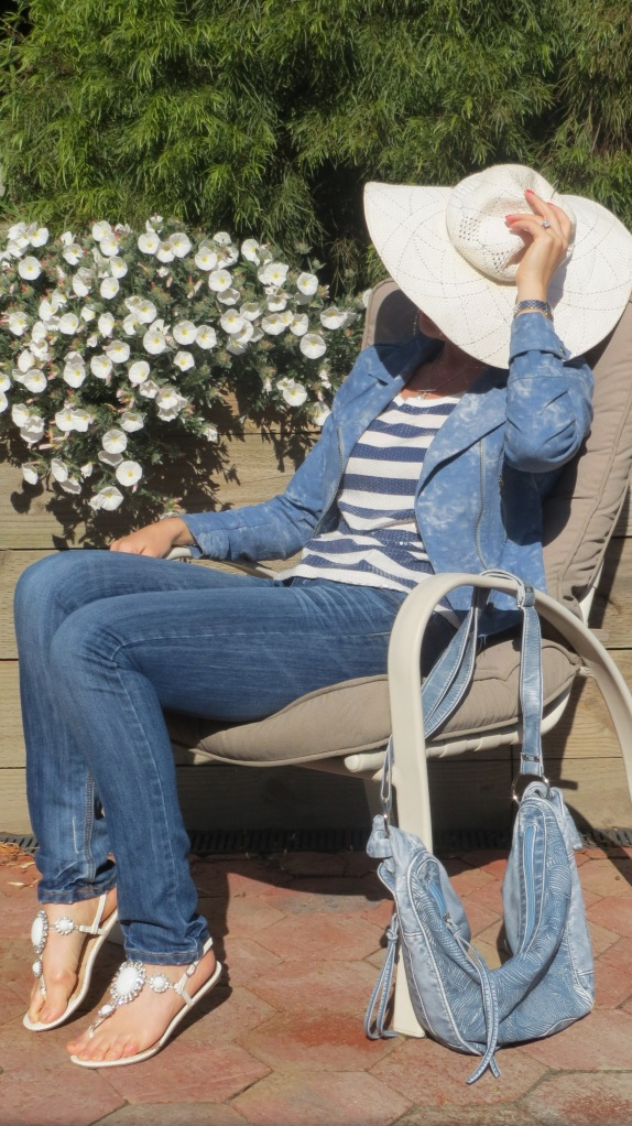 Denim jkt, jeans 2