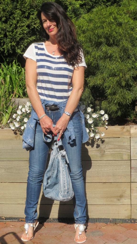 Denim jkt, jeans 3