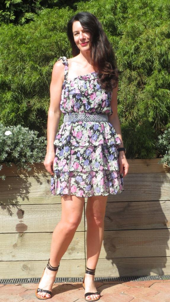 Floral Miss Shop dress 1