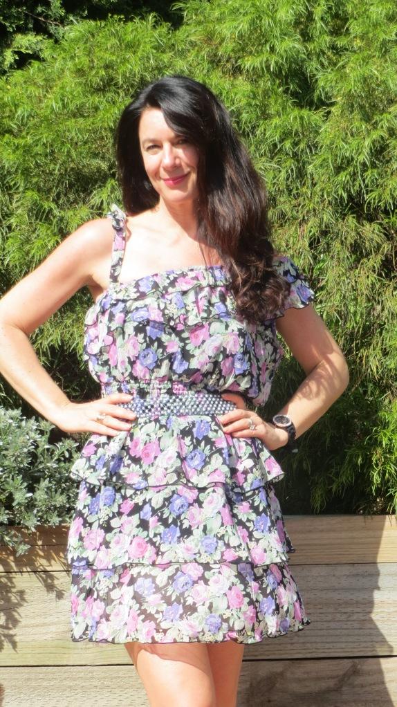 Floral Miss Shop dress 5
