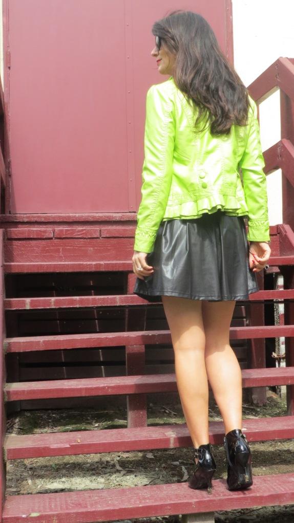 Green neon jkt 3