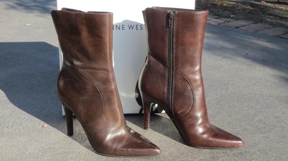 Nine West boots 4