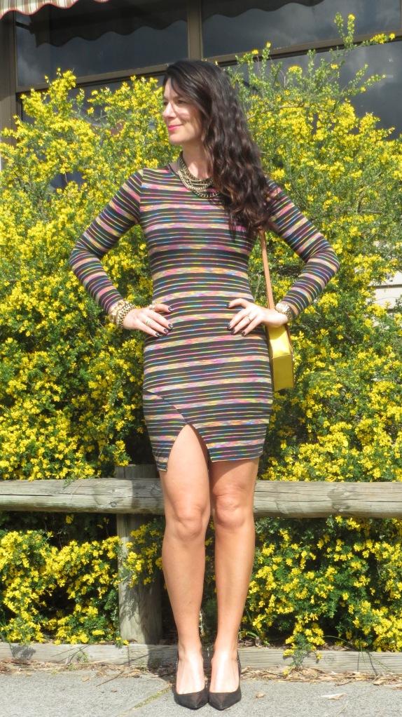 Striped dress 6