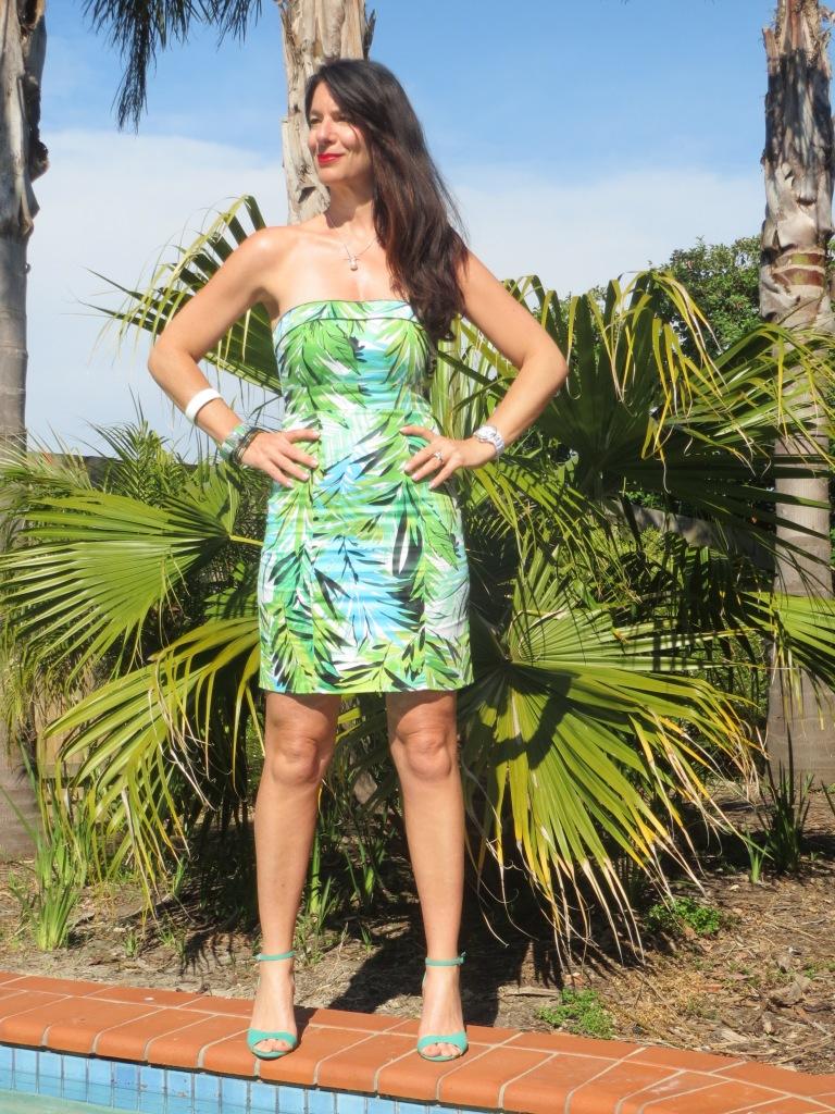 Botanical CM dress 2