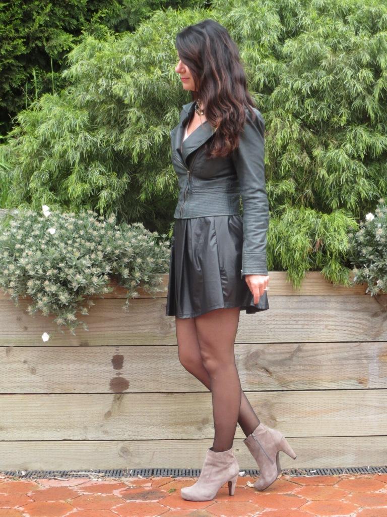 Full leather skirt 3