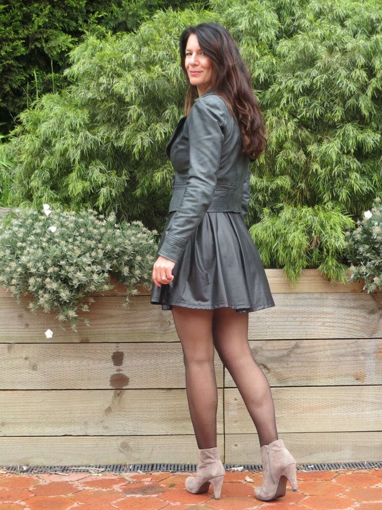 Full leather skirt 4