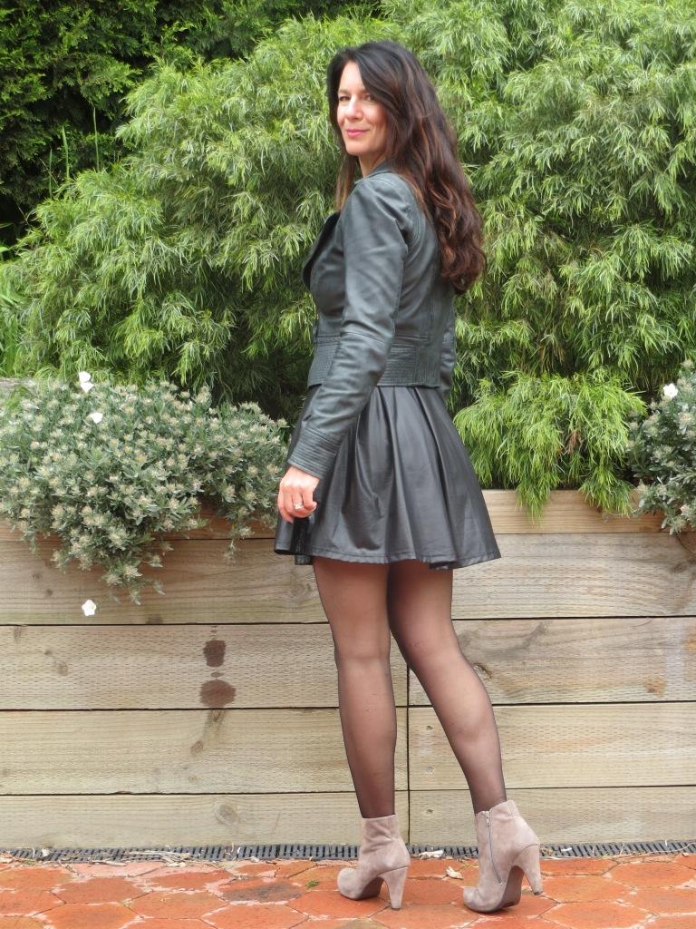Full leather skirt 4