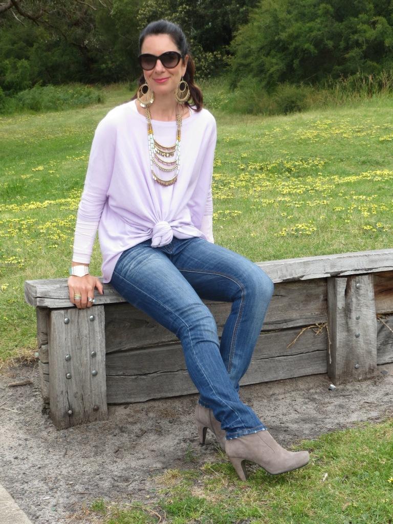 Supre lilac knit 3