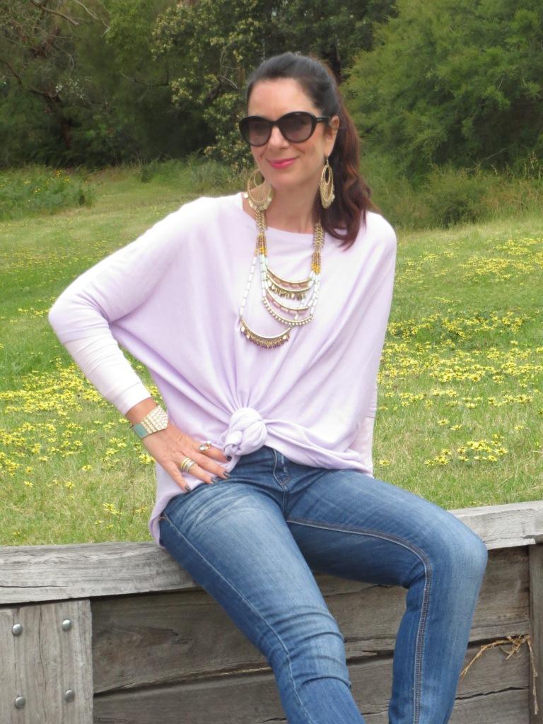 Supre lilac knit 4