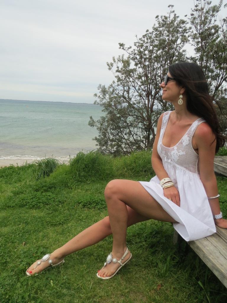 White Cotton On dress 1