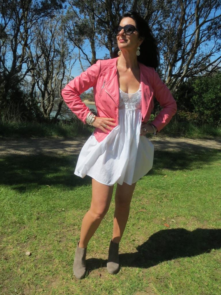 White Cotton On dress 2