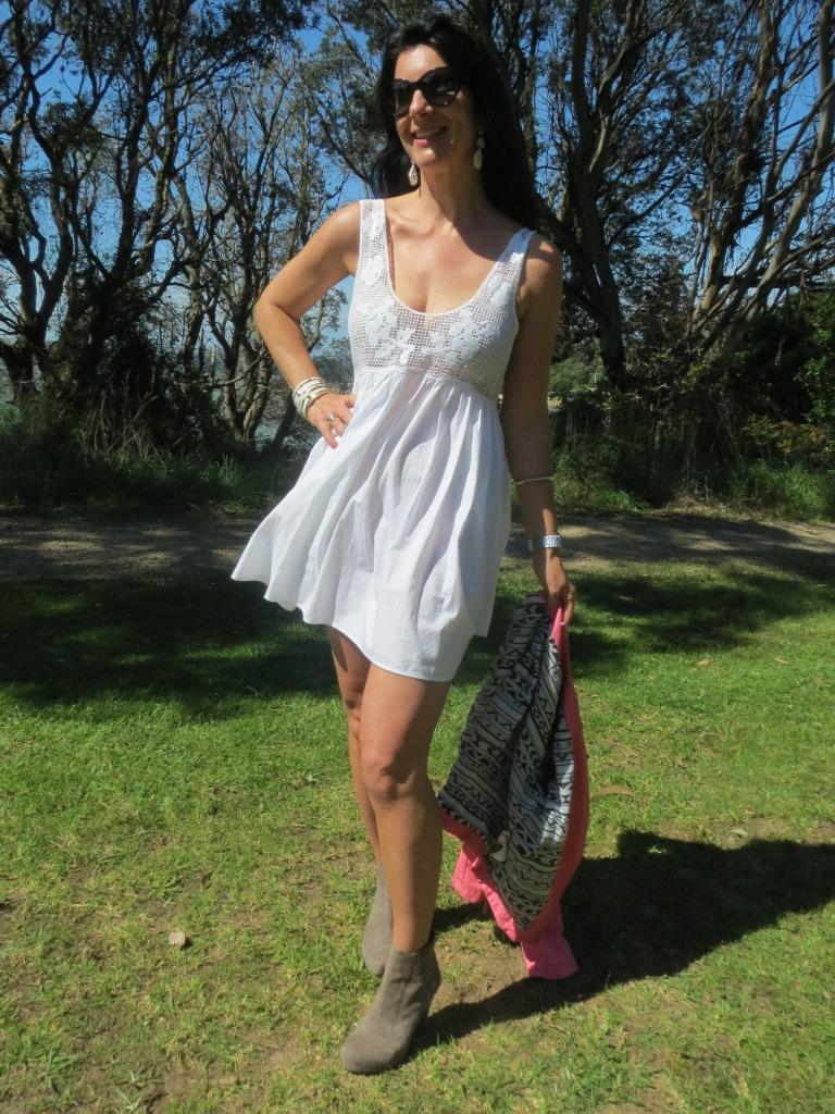 White Cotton On dress 3