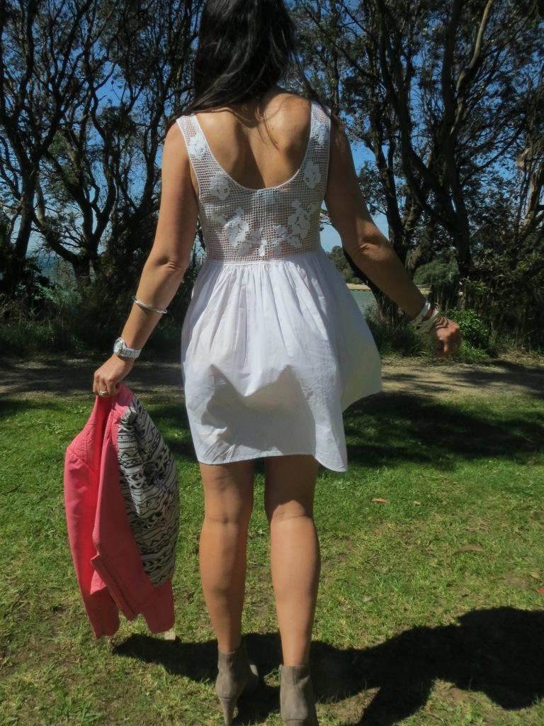 White Cotton On dress 4