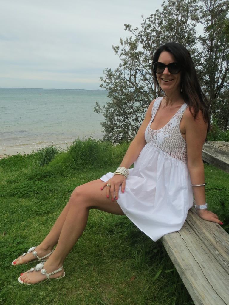White Cotton On dress 5