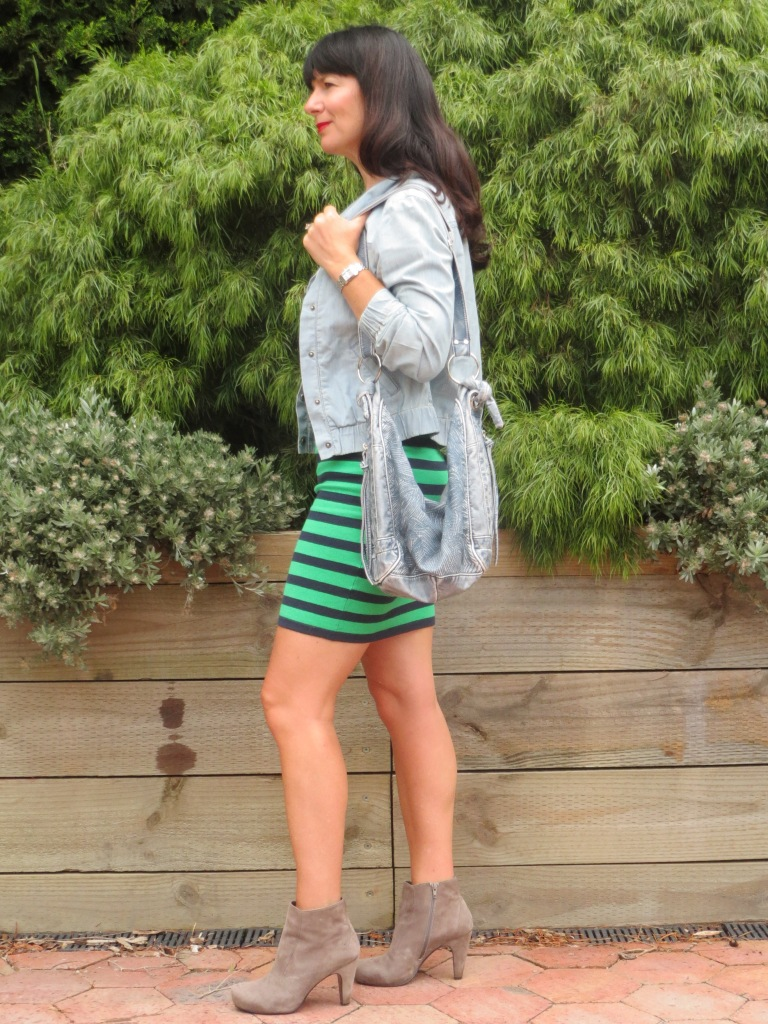 Coles striped skirt 5
