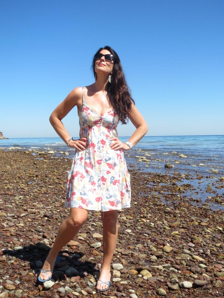 Just Jeans floral dress 3