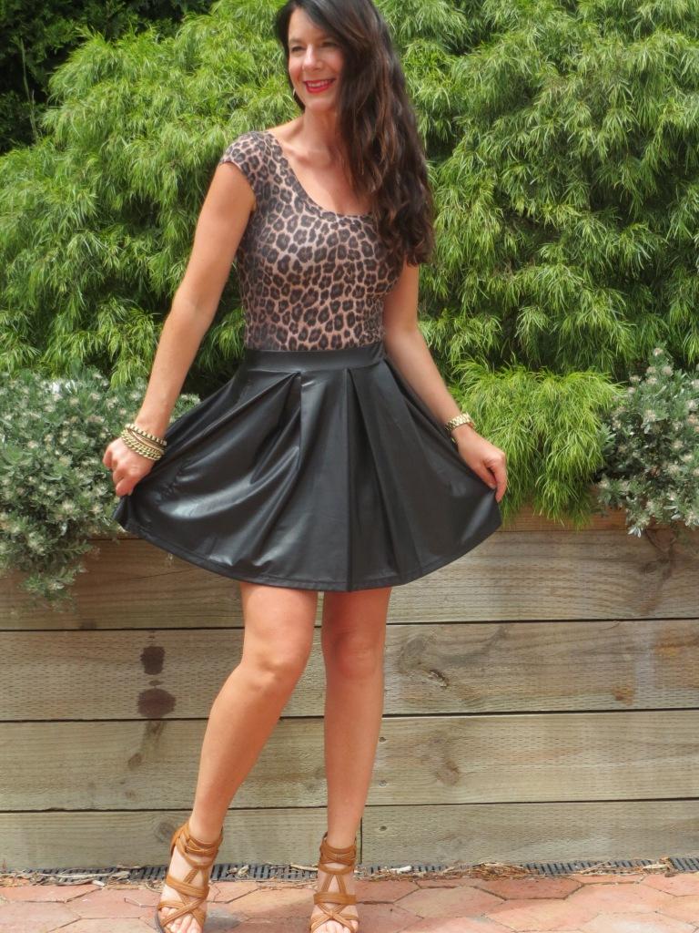 Supre leopard dress 2