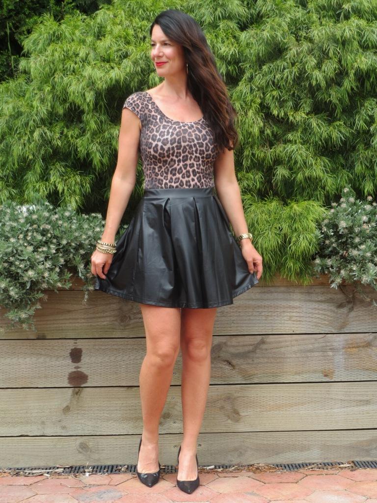 Supre leopard dress 3