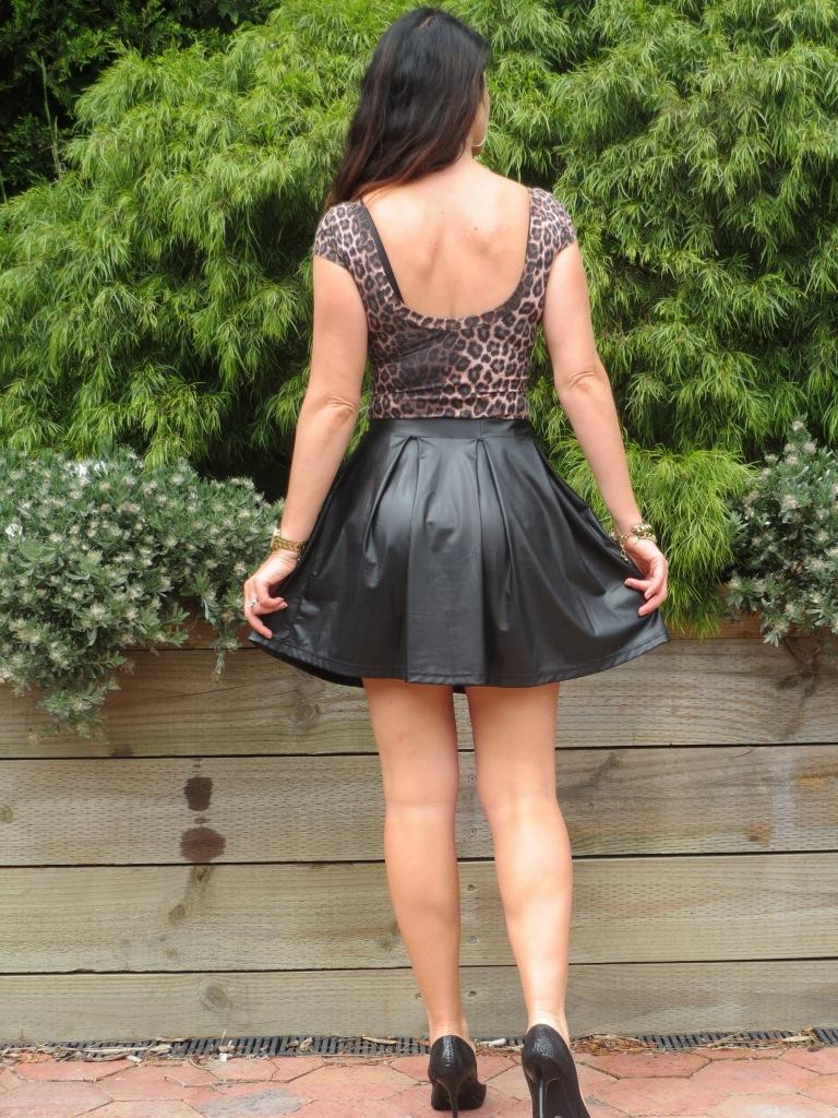Supre leopard dress 4