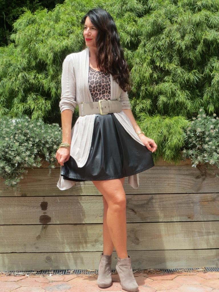 Supre leopard dress 5