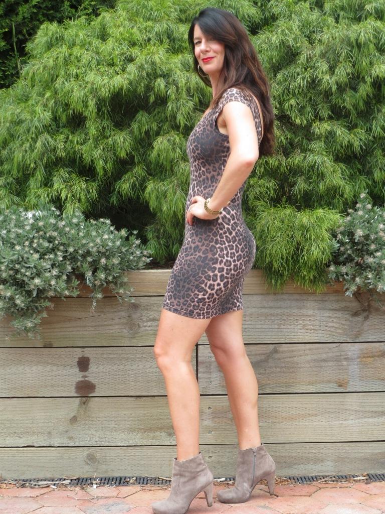Supre leopard dress 6