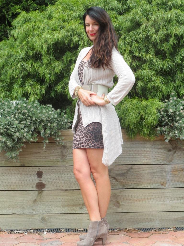 Supre leopard dress 7