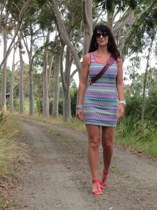 Colorful Valleygirl dress 6