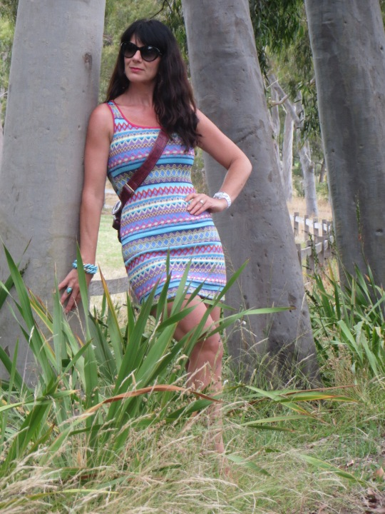 Colorful Valleygirl dress 7
